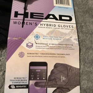 Head Accessories - Head Women's Hubrid Gloves